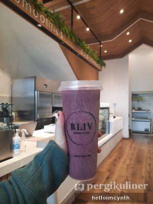 Foto review BLiv cafe & juice bar oleh cynthia lim 10