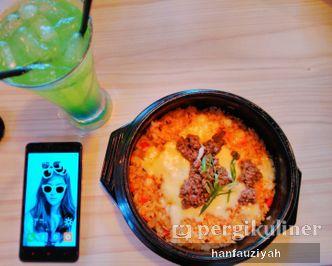 Foto Makanan di Chingu Korean Fan Cafe