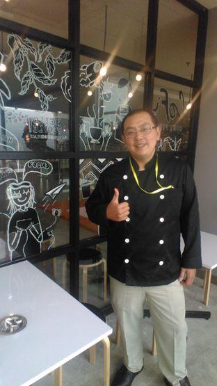 Foto 3 - Makanan(Chef nya ini ..) di Cofi by Cozyfield oleh budijardja Kartawidjaja