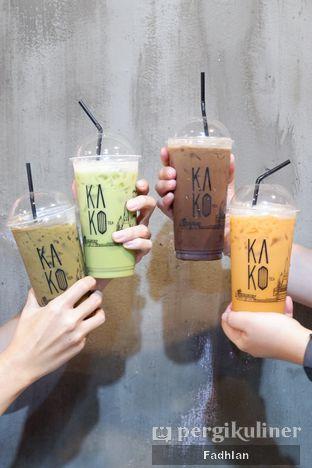 Foto review Kako Tea oleh Muhammad Fadhlan (@jktfoodseeker) 1