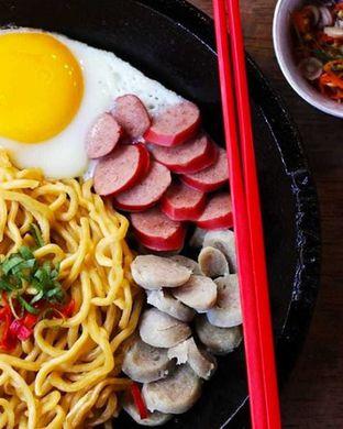 Foto 3 - Makanan di Nasgor Hotplate Duk Aduk oleh Kuliner Addict Bandung