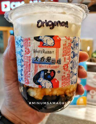 Foto review Heycha oleh @makansamaoki  1