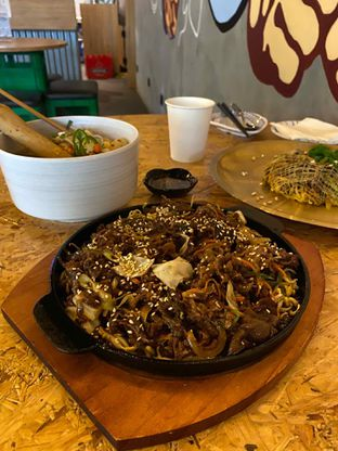 Foto 1 - Makanan di Moonlight Pocha oleh feedthecat