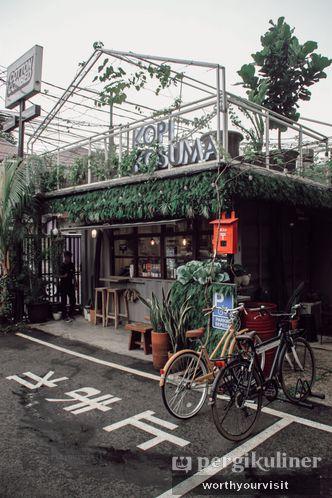 Foto Eksterior di Kopi Kosuma