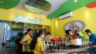 Foto 4 - Interior di Bakso Solo Samrat oleh Jakartarandomeats