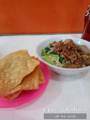 Foto review Mie Ayam Baso Bang Adi oleh Gregorius Bayu Aji Wibisono 2
