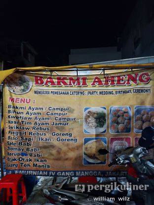 Foto review Bakmi Aheng (MIMING) oleh William Wilz 2