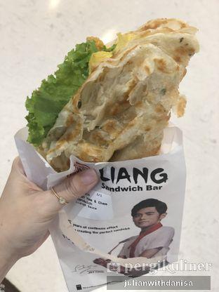Foto - Makanan(Chicken Ham and Cheese) di Liang Sandwich Bar oleh Julian with danisa