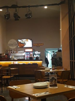 Foto 6 - Interior di Papa Ron's Pizza oleh Mouthgasm.jkt