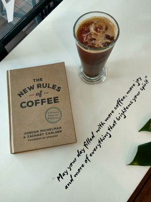 Foto review The Coffee and Quotes oleh Ika Nurhayati 4