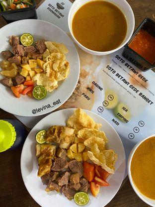 Foto 3 - Makanan di Soto Betawi Roemahan oleh Levina JV (IG : levina_eat )