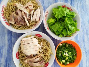 Foto 4 - Makanan di Bakmi Ayam Acang oleh Anne Yonathan