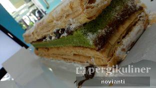 Foto 5 - Makanan(Choco Greentea) di Surabaya Snow Cake oleh Ika Novianti @ika.yap