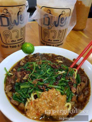 Foto 1 - Makanan di Mie Kangkung Berkat oleh Asiong Lie @makanajadah