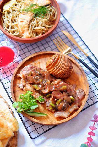 Foto 4 - Makanan di Bakerzin oleh Vionna & Tommy