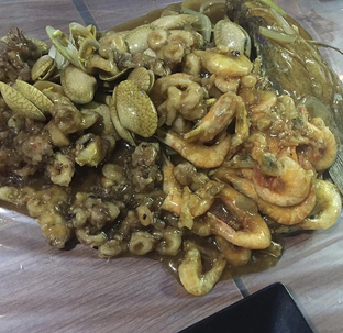 Foto - Makanan di Seafood Factory oleh @yoliechan_lie