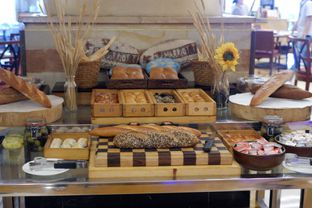 Foto 28 - Interior di Sailendra - Hotel JW Marriott oleh Deasy Lim