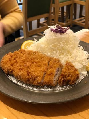 Foto 1 - Makanan(Pork sirloin katsu) di Katsutoku oleh Vising Lie