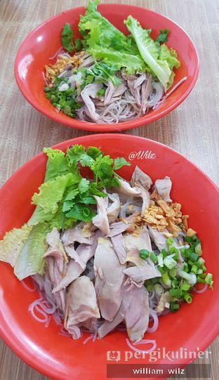 Foto 2 - Makanan di Bihun Bebek & Ayam TPI oleh William Wilz