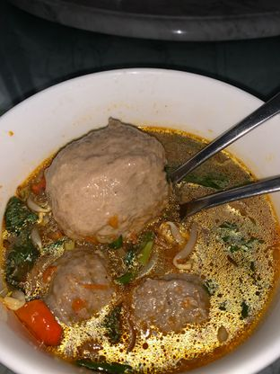 Foto - Makanan di Bakso Semox Madam Dewin oleh Isabella Chandra