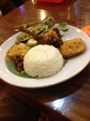 Foto 3 - Makanan(paket hemat bebek) di Bebek Kaleyo oleh Threesiana Dheriyani