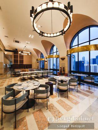 Foto 2 - Interior di Mare Nostrum - Grand Sahid Jaya Hotel oleh Saepul Hidayat