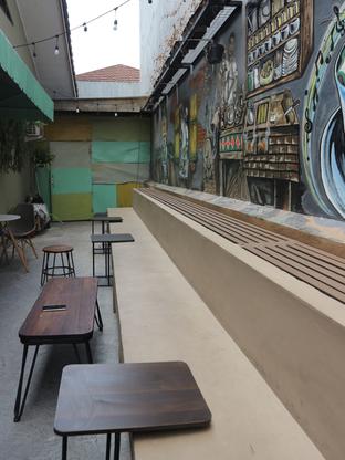 Foto 5 - Interior di Janji Kopi oleh vionna novani