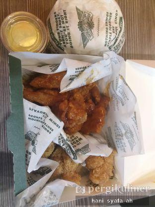 Foto 1 - Makanan di Wingstop oleh Hani Syafa'ah