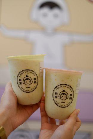 Foto review Yomie's Rice X Yogurt oleh Hendry Jonathan 3
