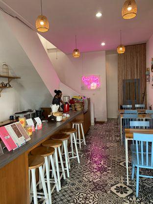 Foto 3 - Interior di Kullerfull Coffee oleh Isabella Chandra