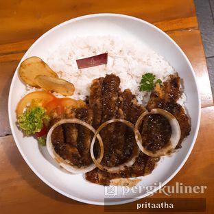 Foto 1 - Makanan(Blackpepper schnitze) di De Mandailing Cafe N Eatery oleh Prita Hayuning Dias