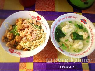 Foto 1 - Makanan di Bakmie Ayun Pinangsia oleh Fransiscus
