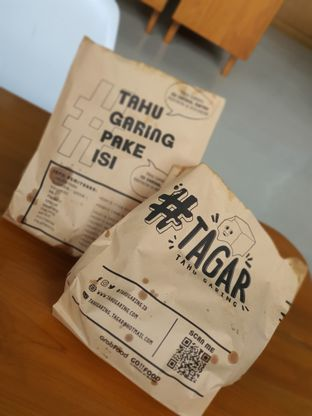 Foto review TAGAR (Tahu Garing) oleh Amrinayu  1