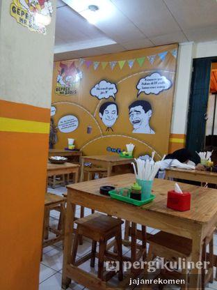 Foto 5 - Interior di Geprek Mr. Sadis oleh Jajan Rekomen