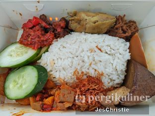 Foto - Makanan(Nasi Begana) di Sate Khas Senayan oleh JC Wen