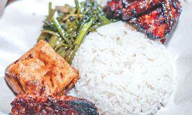 Ayam Bakar Kacalada Sambal Hot Jeletot