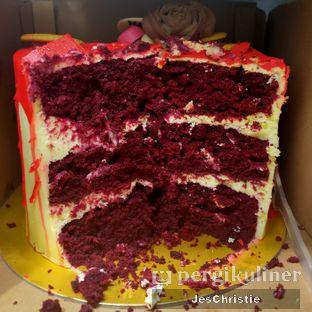 Foto 2 - Makanan(Red Velvet) di Cupcakes Company oleh JC Wen