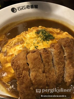 Foto 2 - Makanan di Coco Ichibanya Kitchen oleh Francine Alexandra
