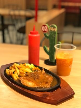 Foto review Fiesta Steak oleh yudistira ishak abrar 4