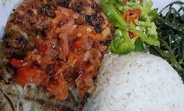 Ikan Bakar Manado Pajeko