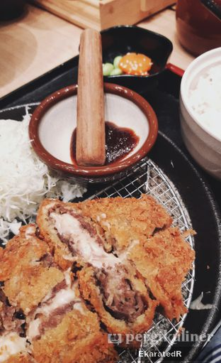 Foto 1 - Makanan di Kimukatsu oleh Eka M. Lestari