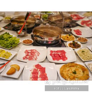 Foto 1 - Makanan di Little Sheep Shabu - Shabu oleh Yummy Eats