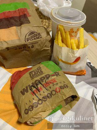 Foto 6 - Makanan di Burger King oleh Deasy Lim