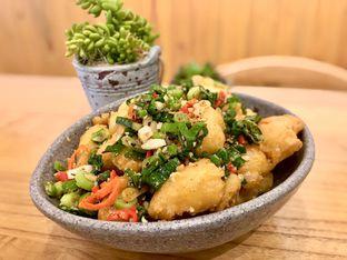 Foto 4 - Makanan(Tofu with Salt and Pepper) di Grillnesia oleh Fadhlur Rohman