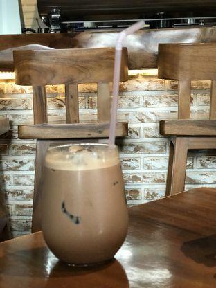 Foto 1 - Makanan(Ice Mocha Latte) di Doppio Coffee oleh Mandy Amanda