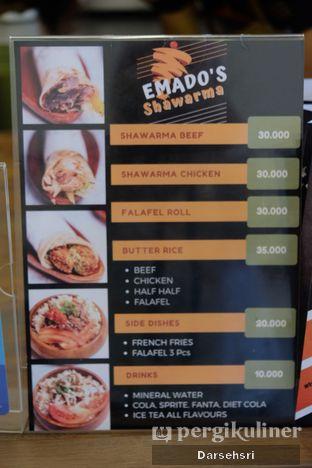 Foto 10 - Menu di Emado's Shawarma oleh Darsehsri Handayani