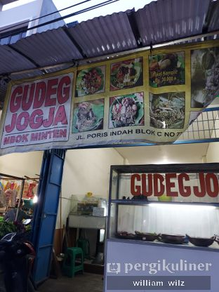 Foto review Gudeg Jogja Mbok Minten oleh William Wilz 2