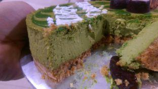Foto - Makanan(GreenTea CheeseCake) di Secret Recipe oleh Vincent Halim