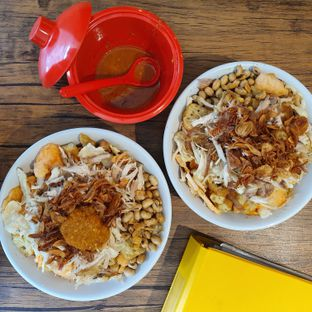 Foto review Bubur Khas Mayong oleh Adhy Musaad 1