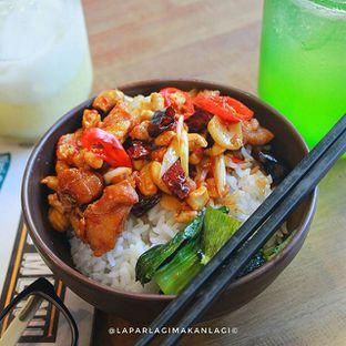 Foto - Makanan(Rice Bowl Kungpao) di OTW Food Street oleh Ridwan Muhammad